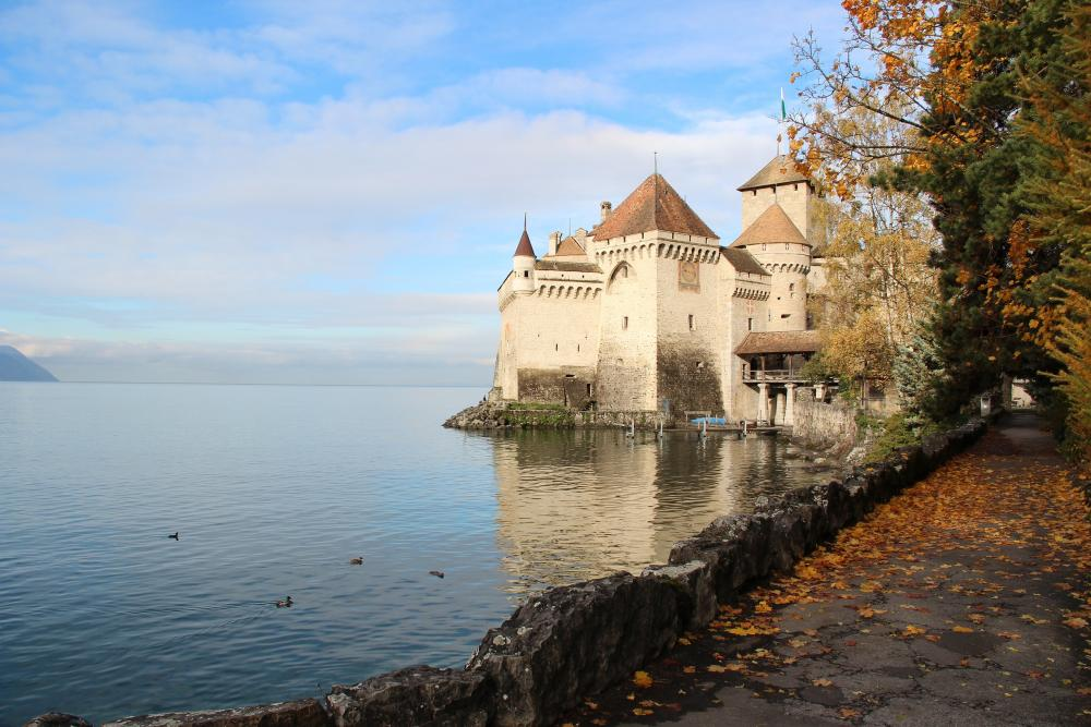 (Copyright Fondation du Château de Chillon)